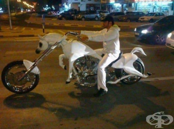 Купете си верен кон.