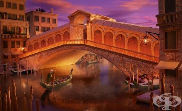 Мостът Риалто.