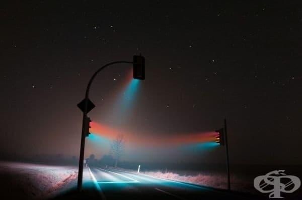 Светлини в пустинята.
