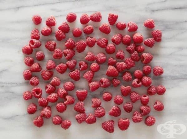 100 малини = 100 калории