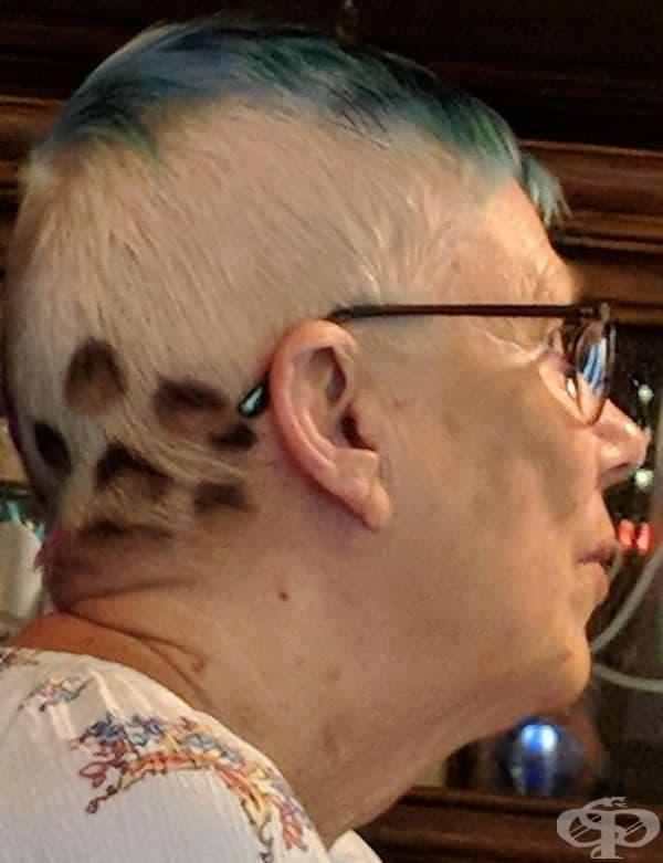 Кой каза, че леопардовият принт вече не е на мода?
