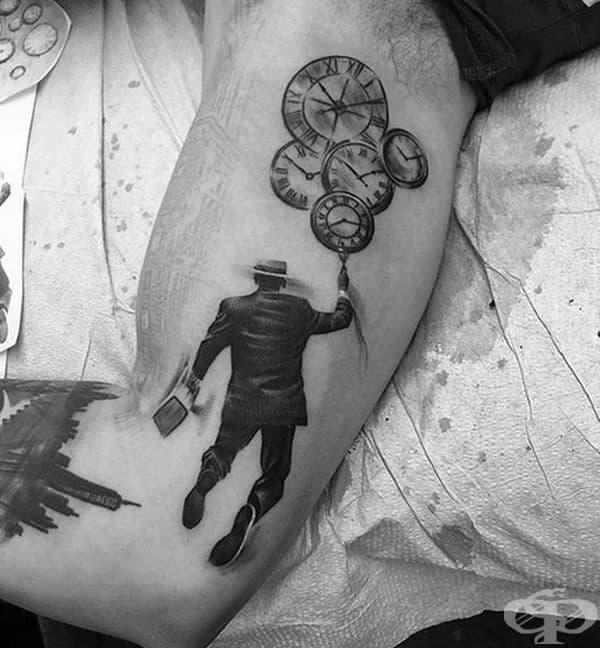 18 татуировки, които ще ви пленят от пръв поглед