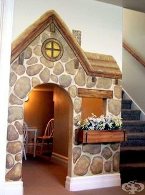 Създайте нова визия за арки и врати.