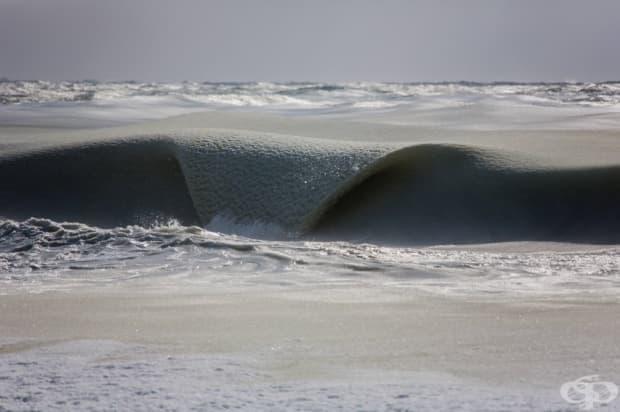 Замръзнали вълни