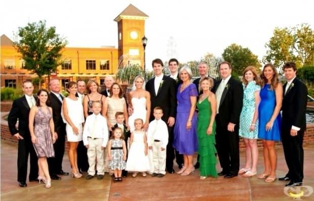 Просто едно обикновено семейство, нищо повече