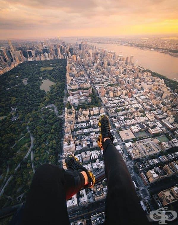 Снимка от Ню Йорк, САЩ.