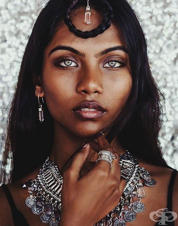 Истинската красота няма националност.