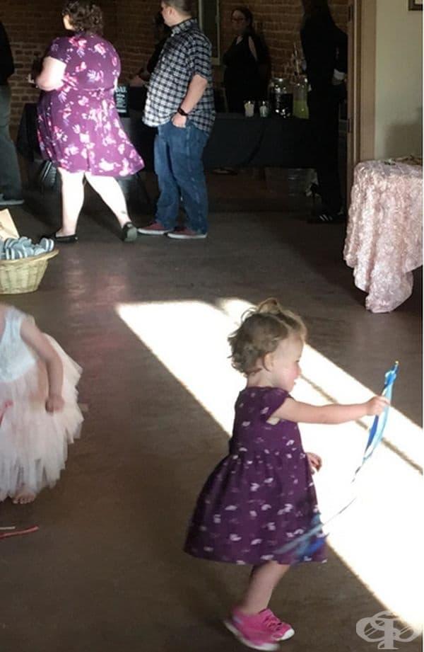 """""""Имаше жена на сватбата със същата рокля като на дъщеря ми""""."""