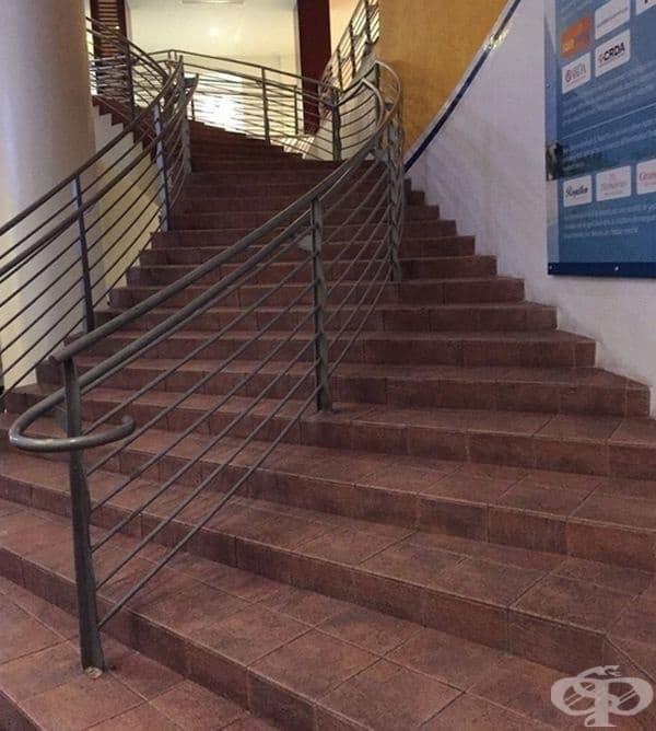 Какъв е бил основният замисъл на тези стълби?