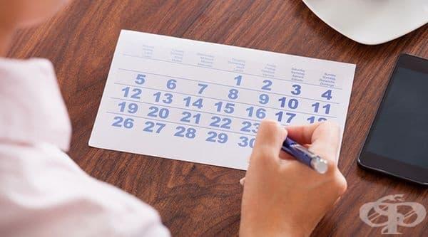 Нередовен менструален цикъл. Хормоналният дисбаланс може да е причина за чести закъснения на менструацията, продължително отсъствие или по-продължителен период на менструалния цикъл.