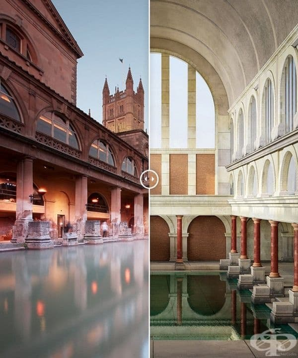 Римските бани (Бат, Англия)