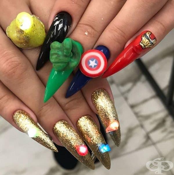 Marvel срещу DC ... знаете отговора!