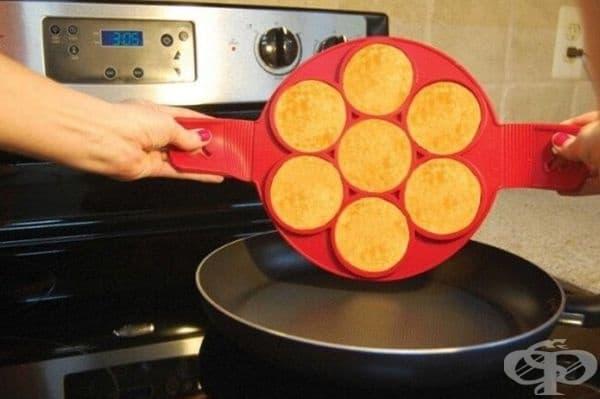Форма за перфектни палачинки.