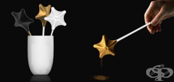 Сол и пипер шейкъри, за да добавите магия към вашата храна.