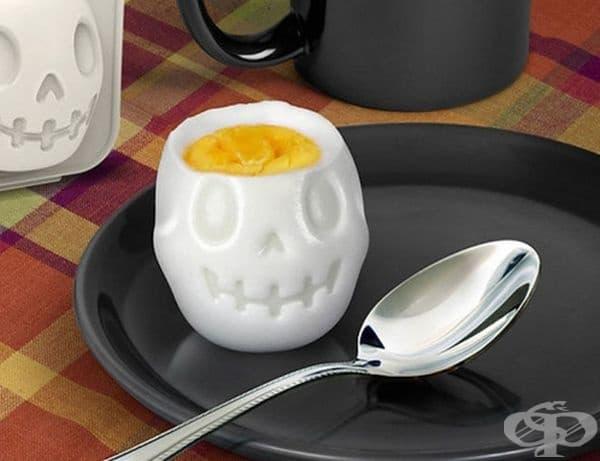 Забавна и страшна закуска.