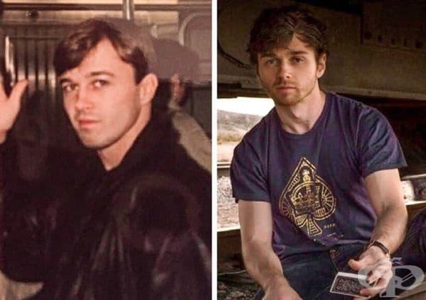 Баща - 28 г. и неговия син също на 28 г.