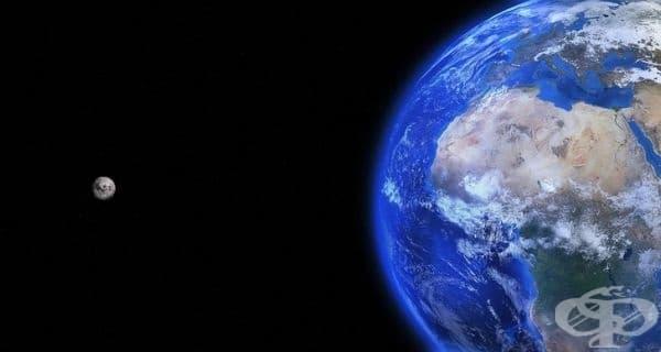 Всяка година Луната се отдалечава от Земята с няколко милиметра. Преди 85 милиона години тя е обикаляла около земната повърхност на разстояние от 10 метра.
