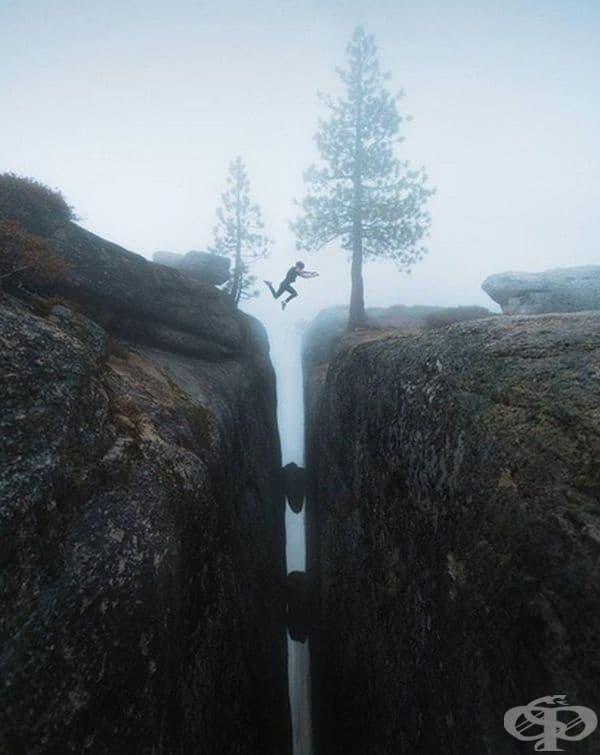 Националният парк Йосемити, Калифорния, САЩ.
