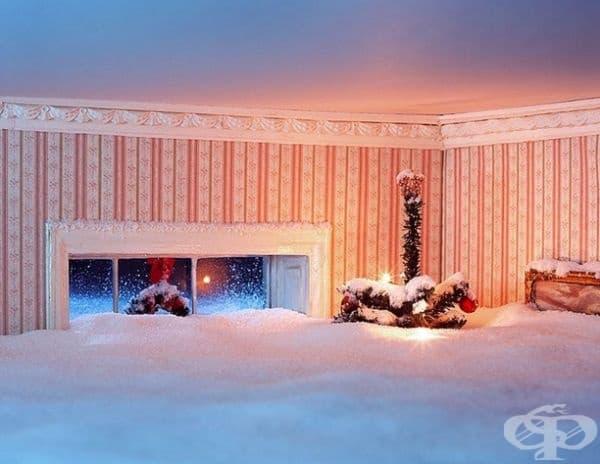 Бяла Коледа.