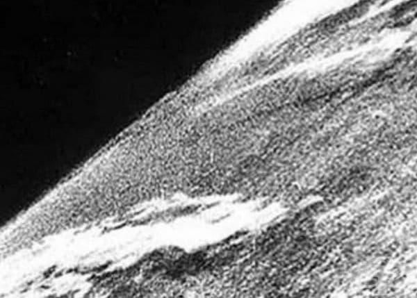 Първа снимка от космоса, 1946 г.