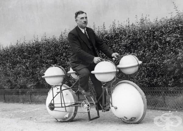 "Велосипед ""Cyclomer"", Париж, 1932 г."