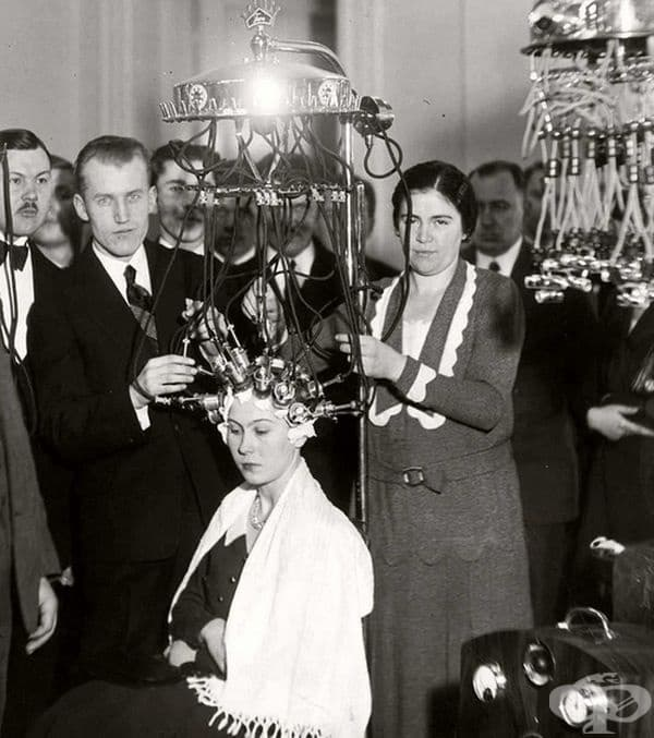 Фризьорски конкурс във Варшава, Полша през 1932 г.