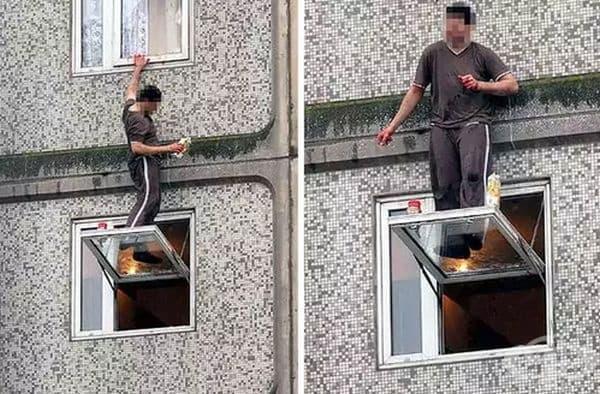 Когато наистина искате да имате собствен балкон.