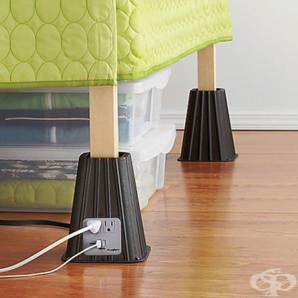 Брилянтна идея за малки апартаменти.
