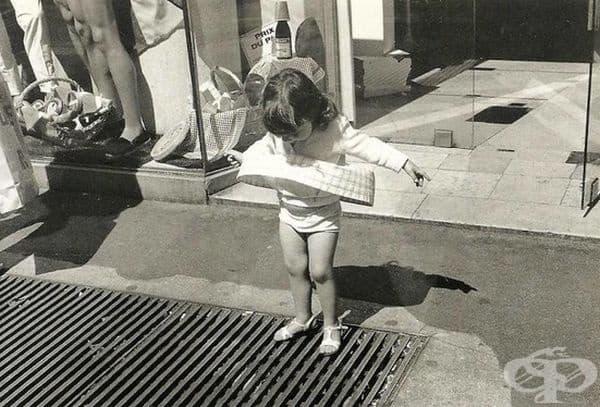 Малка Мерилин, Париж, 1975 г.