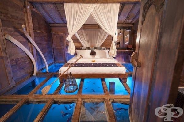 Спалня, в която ще се чувствате като в приказка.