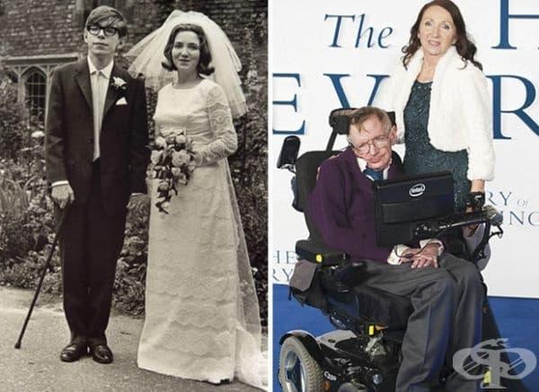 Стивън Хокинг умира поради усложнения от болестта си на 14.03. 2018 г. на 76–годишна възраст.