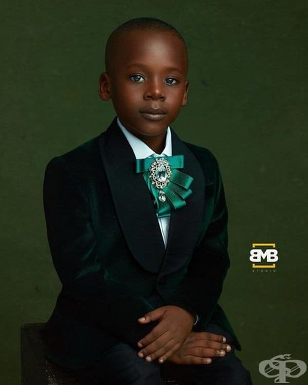 30 снимки на хора от Африка с уникална външност