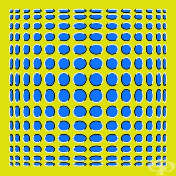 Имате ли усещането, че този квадрат набъбва?