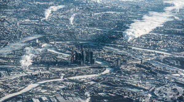 Пост-апокалиптична Москва.