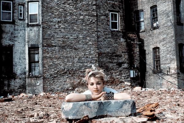 """""""Мадона беше просто 24-годишна млада жена, която искаше да стане успешна и да промени света с изкуството си""""."""