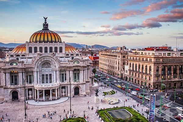 18. Мексико