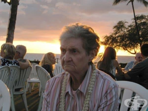 """""""Ние заведохме баба на Хавай за пръв път."""""""