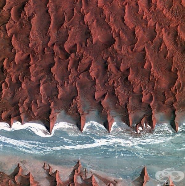 Пустинята Намиб, Намибия.