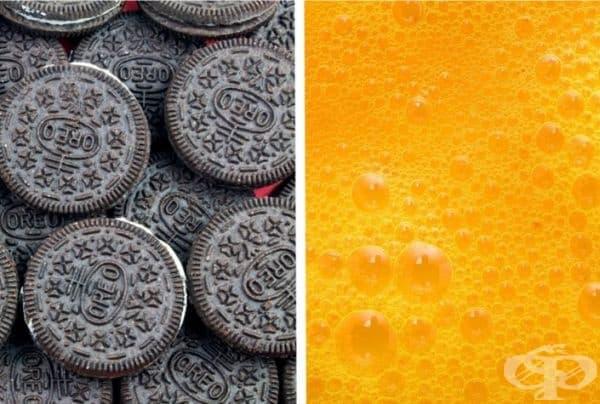 Орео и портокалов сок. Това съчетание ще ви допадне много повече от Орео с мляко.