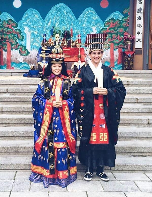Корейска кралска сватба