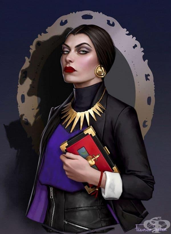 Кралица Евил