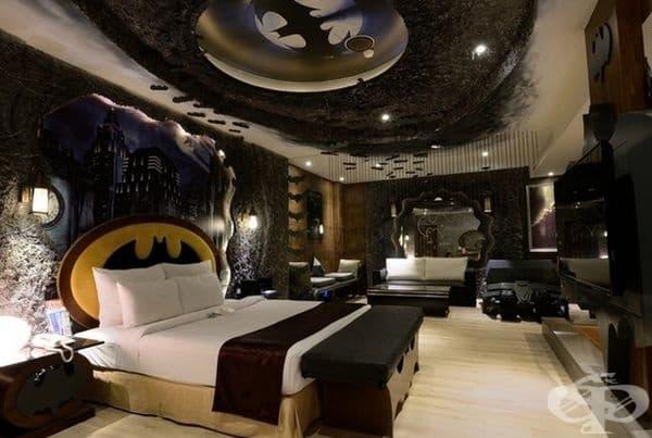 В света на Батман.