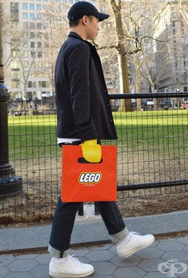 LEGO чанта.
