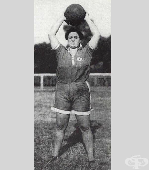 Виолет Морис, 1920 г.
