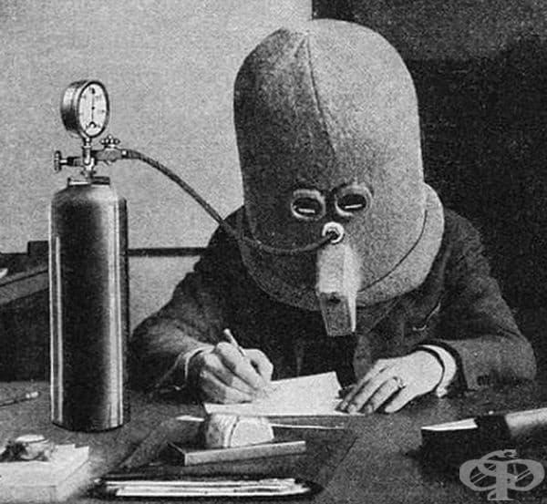 Експериментално устройство, доказващо, че музикалният запис е направен в аналогов формат. 1925 г.