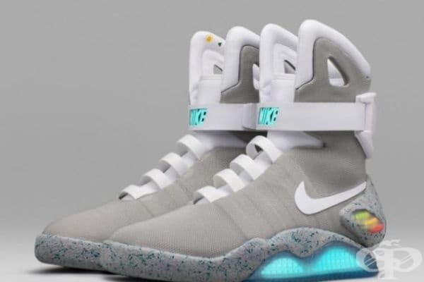 Nike Air Mag Back to the Future BTTF (2016) - 23 898.17 $