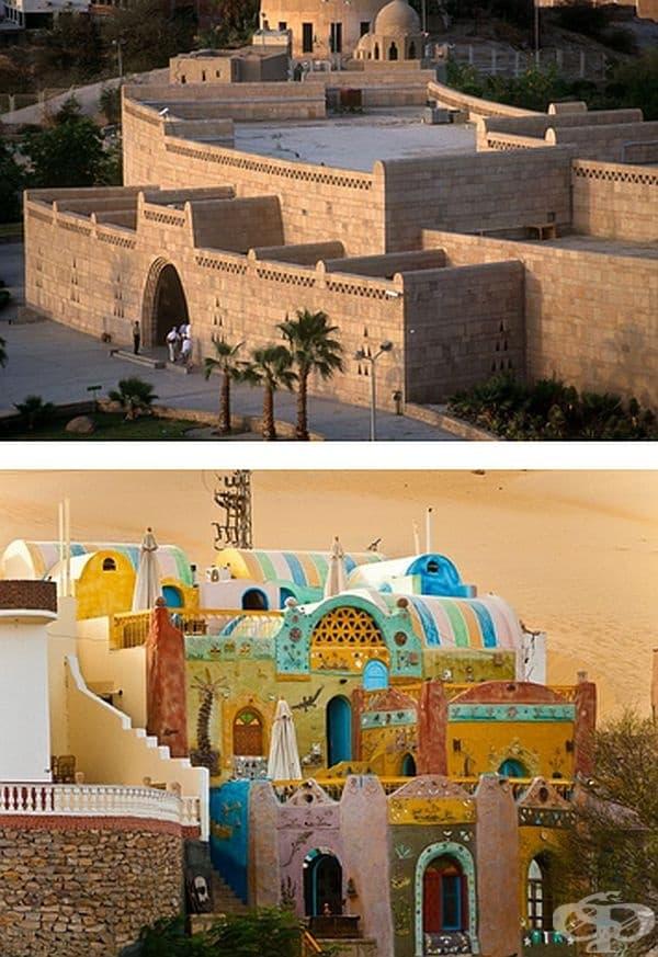 Нубийски архитектурен стил