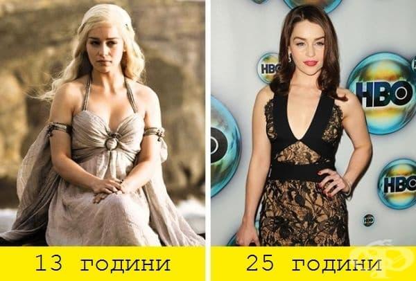 """Денерис Таргариен / Емилия Кларк (""""Игра на тронове"""", 2011)"""