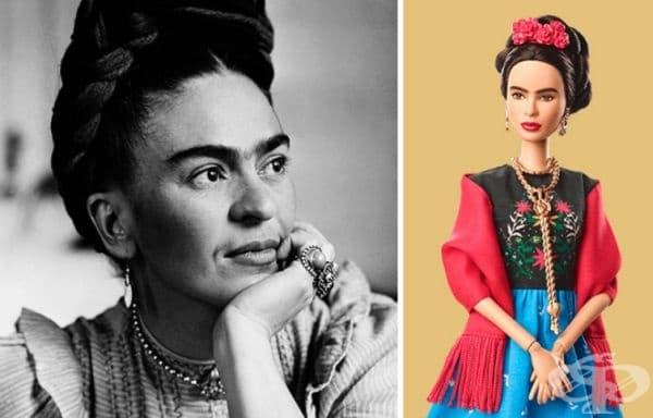 Фрида Кало, мексиканска художничка.