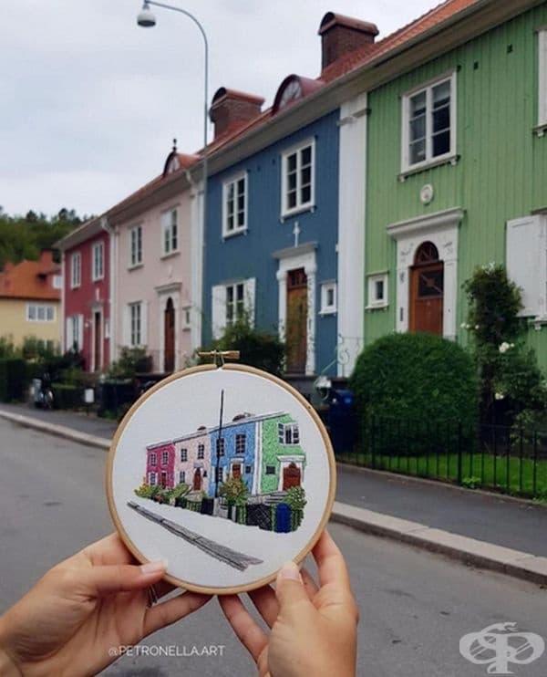 Гьотеборг, Швеция